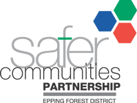 Logo for Epping Forest District Community Safety Partnership